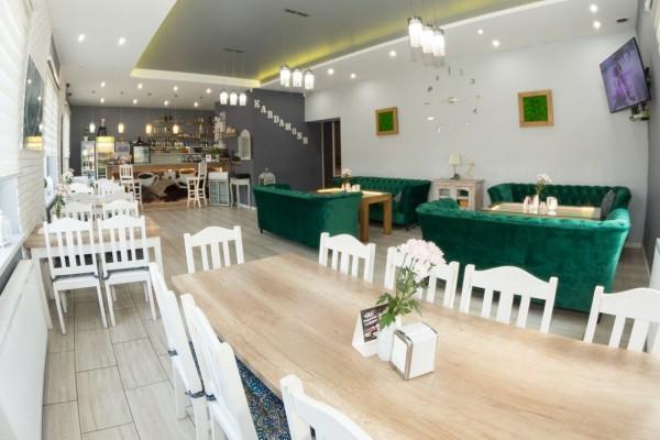 wnętrze restauracji Kardamonn 22