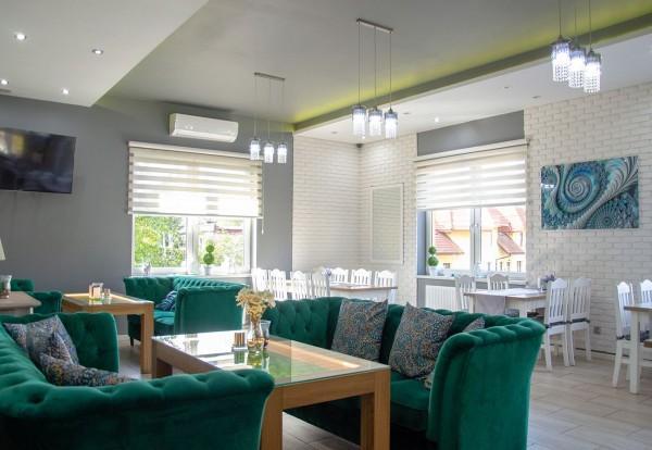 wnętrze restauracji Kardamonn 19