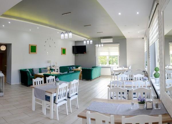 wnętrze restauracji Kardamonn 15