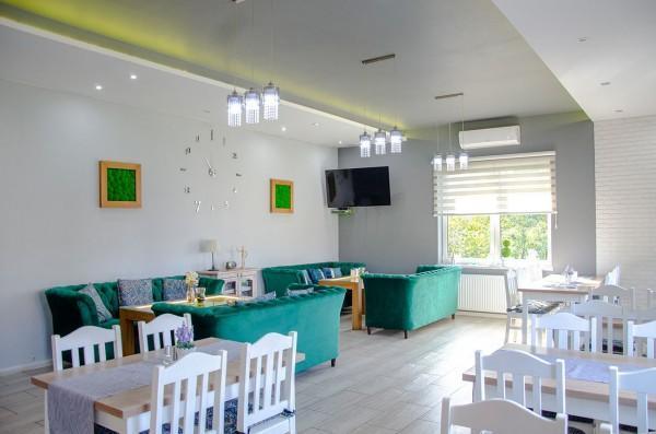wnętrze restauracji Kardamonn 12