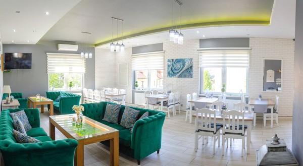 wnętrze restauracji Kardamonn 10