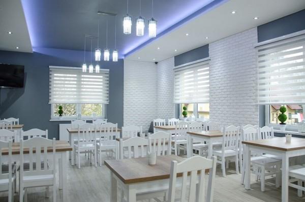 wnętrze restauracji Kardamonn 4