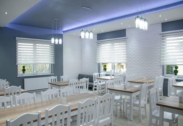 wnętrze restauracji Kardamonn 2